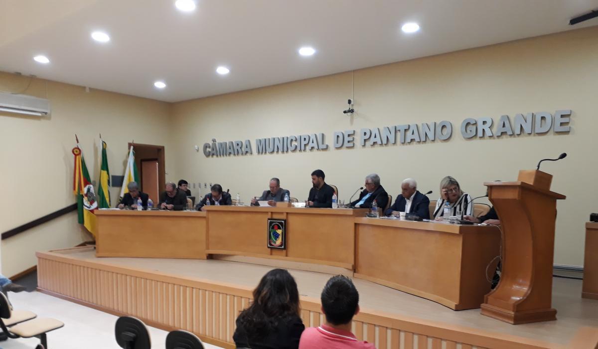 Sessão Ordinária de 07 de novembro
